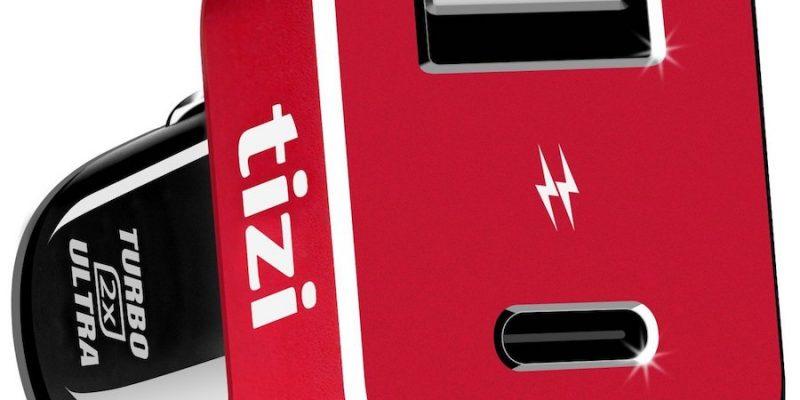 USB-C KFZ Ladegerät mit fast charge Schnelledefunktion – Tizi Turbolader Ultra