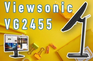 Viewsonic VG2455 – der USB-C Business Monitor Geheimtipp