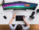 ViewSonic VP3881 – riesiger 38″ Monitor mit USB-C