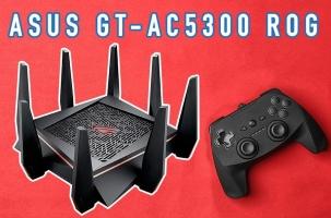 Rechenpower und Flexibilität: Der GT-AC5300 ROG Rapture Gaming Router von ASUS